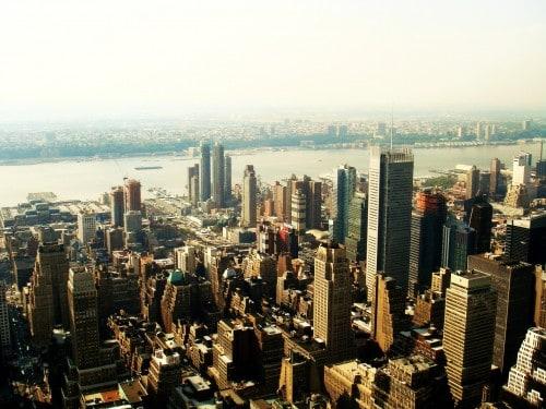 Prédios em Nova York