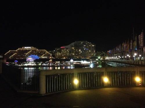Darling bridge