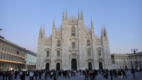 lugares onde House of Gucci foi filmado