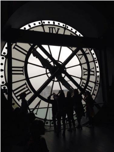 Foto tirada em Paris pela Valéria