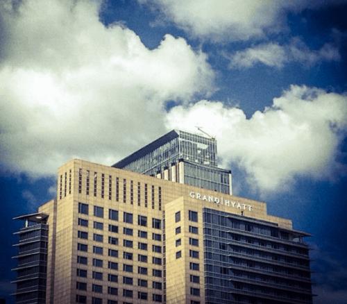 Grand Hyatt, em São Paulo