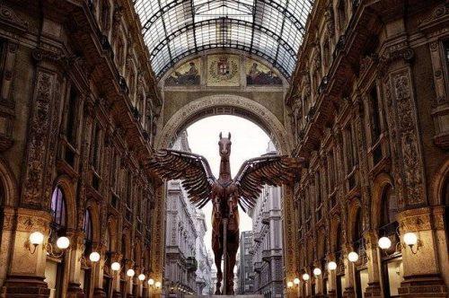 foto Galeria Vittorio Emanuele II