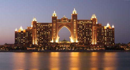 Arquitetura em Dubai