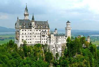 """""""A minha visita ao Castelo Neuschwanstein, na Alemanha"""""""