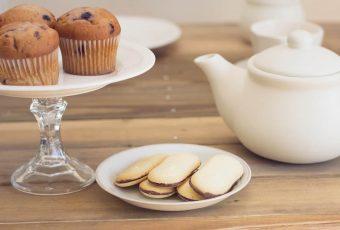 Aprenda a fazer o muffin de blueberry do Starbucks