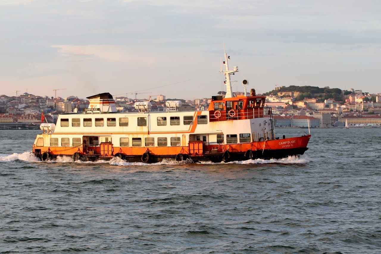 Barcas de Lisboa