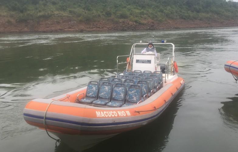 Barco do Macuco Safari