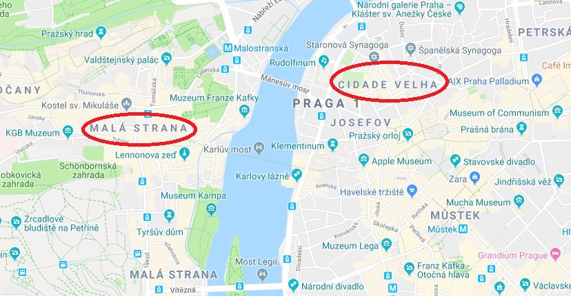 Cidade Velha Praga