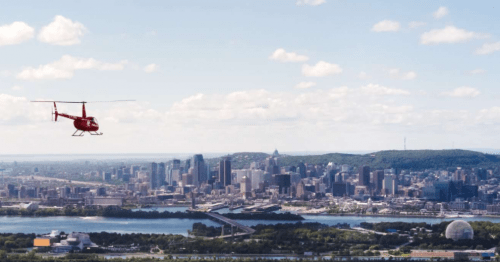 como conhecer Montreal no inverno