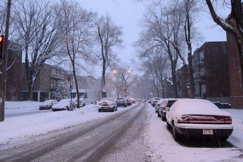 foto montreal inverno