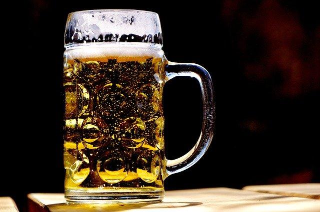 Cerveja em Praga