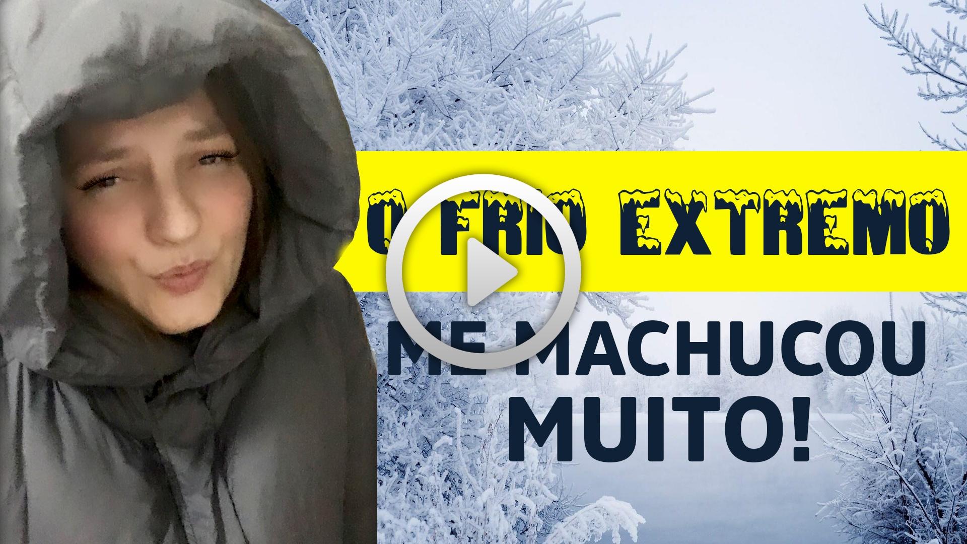 Vídeo Muito Frio