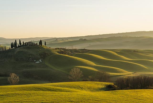 Estrada da Toscana