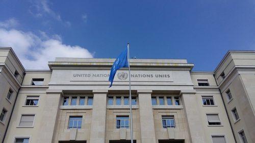 Fachada da ONU