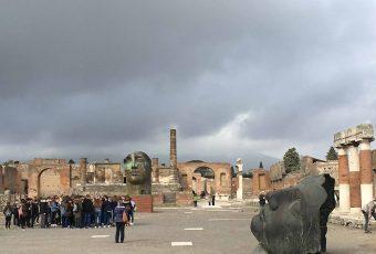 Pompéia: a cidade italiana que você precisa conhecer