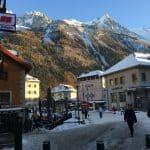O incrível turismo de inverno em Chamonix Mont Blanc