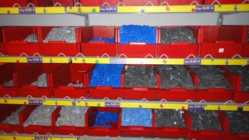 Peças de Lego separadas para venda a granel