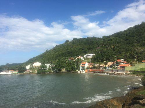 Paisagem em Itajaí, Santa Catarina