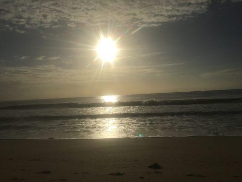Praia em Balneário Camboriú, Santa Catarina