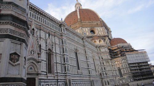 Exterior da Igreja Duomo de Florença