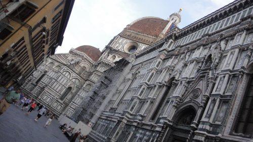 Fachada da Duomo de Firenze