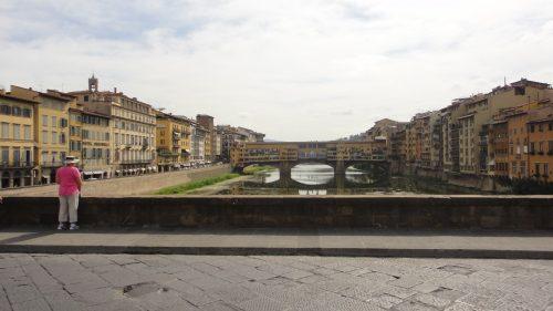 Ponte Vecchio em Firenze