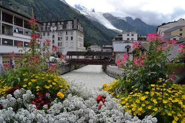 Cidade de Chamonix