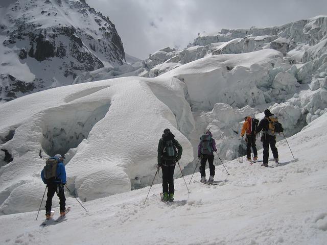 Esqui em Chamonix
