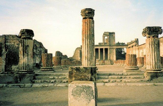 Como é pompeia