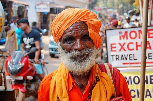 Sadhus na Índia