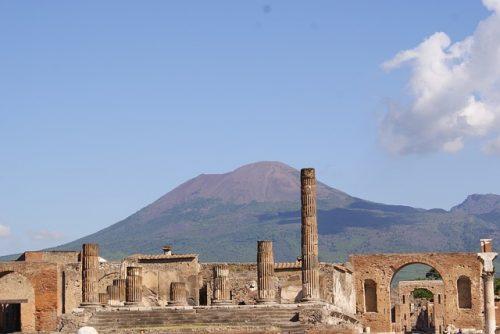 Pompeia e Vesúvio