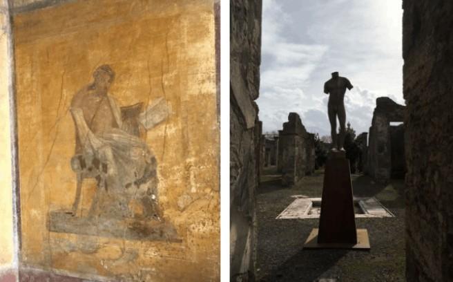 Arte em Pompeia