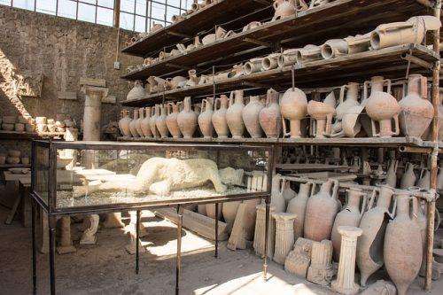 O que ver no tour para Pompeia