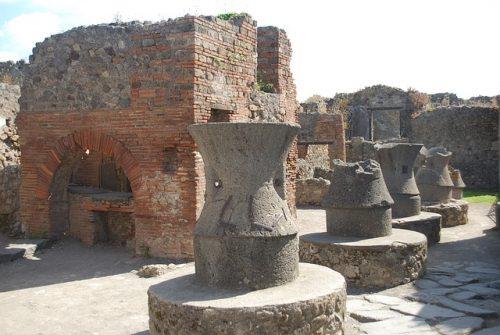 foto de pompeia