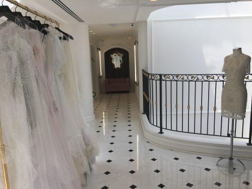 Vestidos de noiva na Maison Alexandrine
