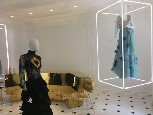 Vestidos de luxo na Maison Alexandrine