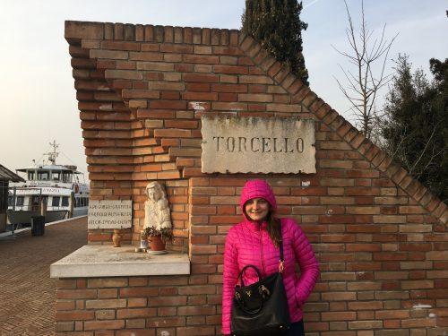 Entrada da cidade de Torcello