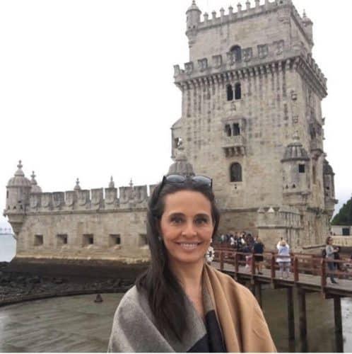 Carla Vilhena em Portugal