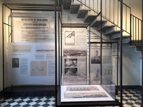 Museu da Torre dei Caduti em Bérgamo