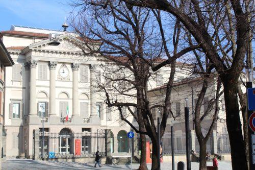 Accademia Carrara em Bérgamo