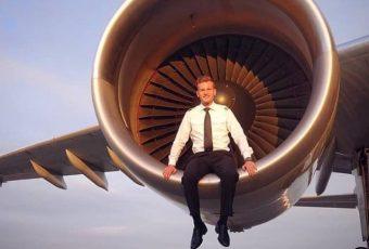 Pilot Patrick: viagens, lifestyle e os desafios da aviação