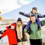 A mudança para a Nova Zelândia com filhos pequenos
