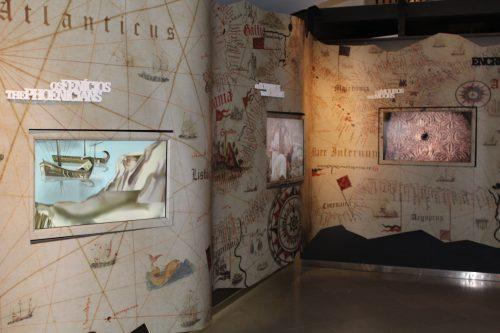 interior do museu Story Lisboa