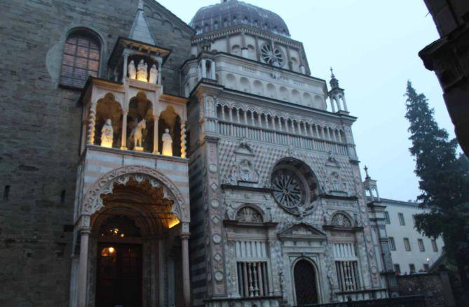 Fachada da Basílica Santa Maria Maggiore