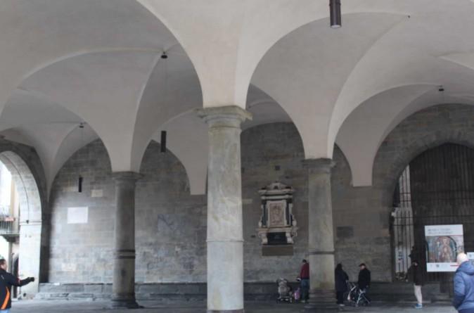 Arcos do Palazzo della Ragione
