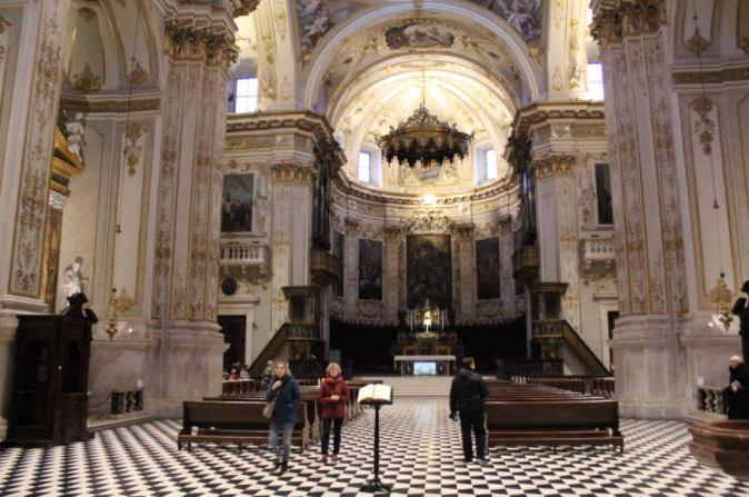 Interior da Igreja Duomo