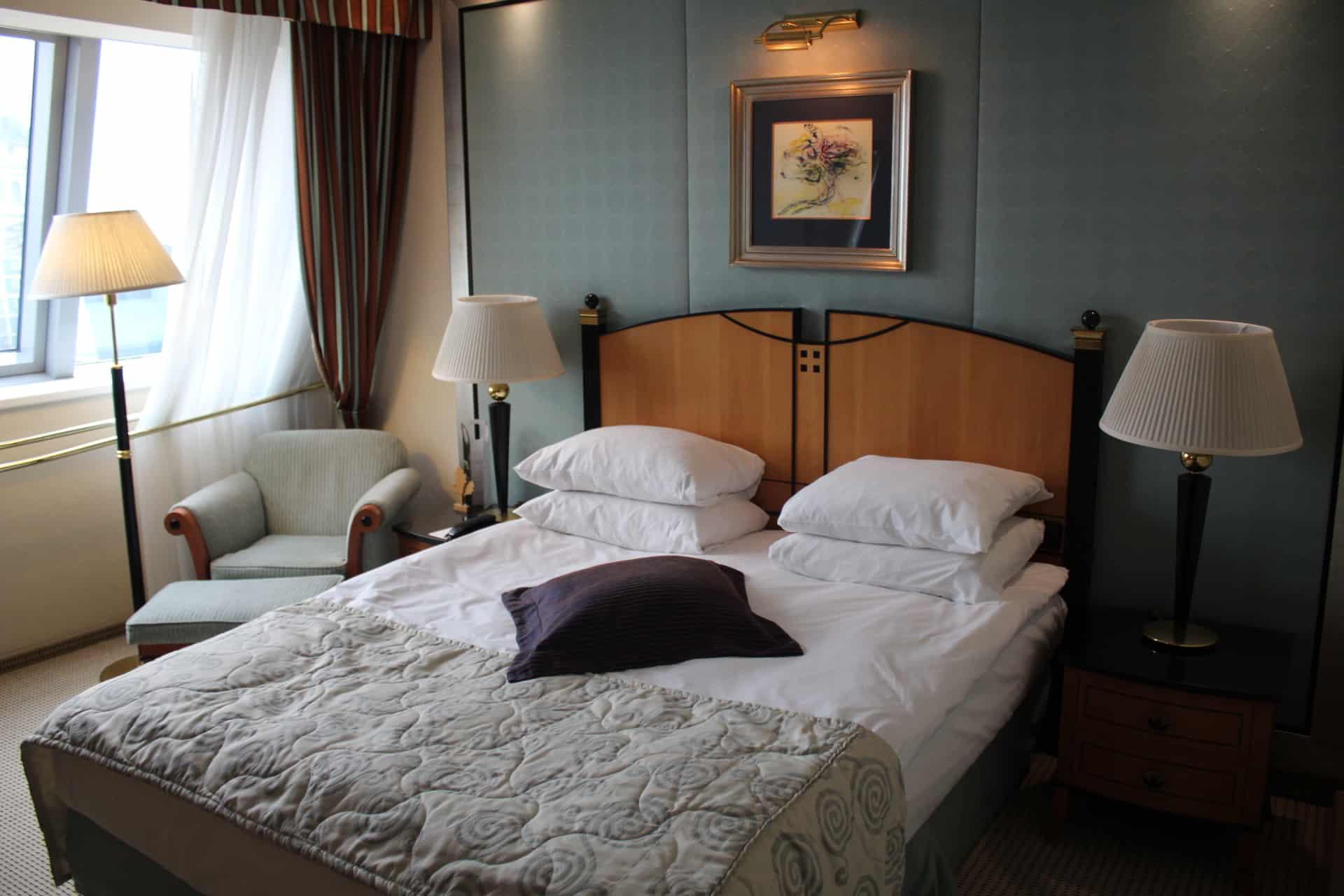 hotel KempinskiCorvinus