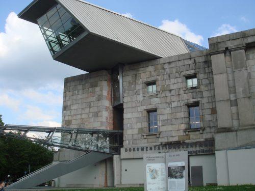 Dokumentationszentrum em Nuremberg