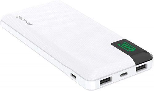 melhor carregador portátil de celular