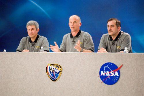 Apresentação do Marcos Pontes na NASA
